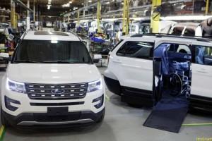 Ford Explorer получил версию для инвалидов-колясочников