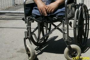 Каменная атака: задержаны колясочник и ребенок