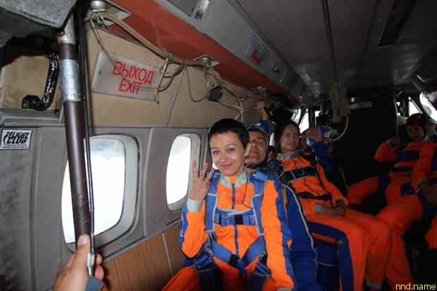 в самолёте боялась даже больше, чем в первый и второй раз вместе взятые