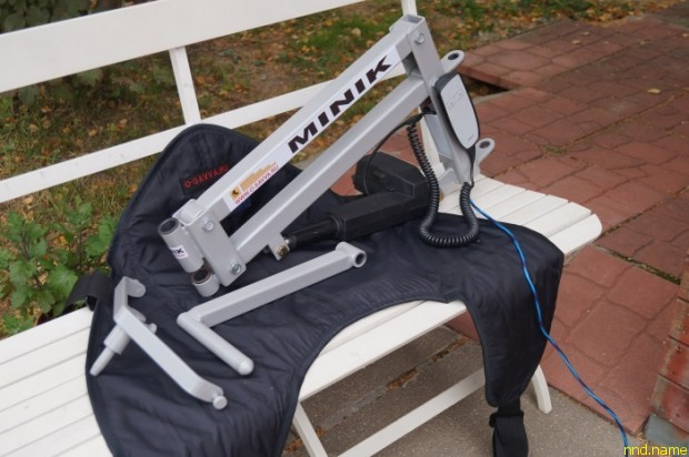 Автомобильный подъёмник для колясочников