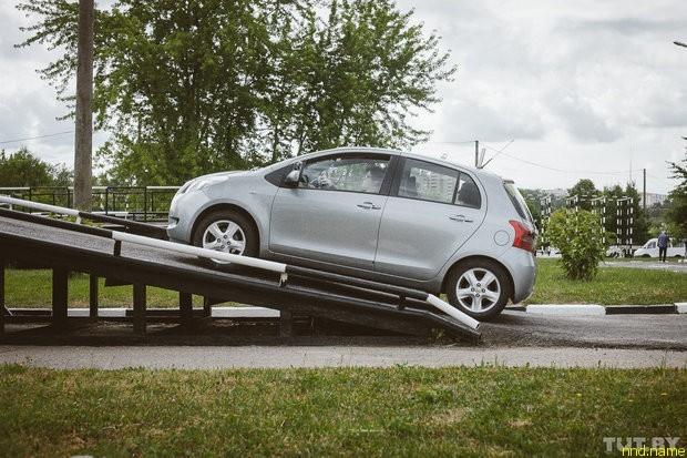 """""""Пересел из коляски в машину – и ты уже водитель"""""""
