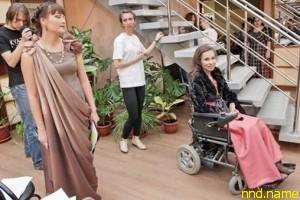 Фильм о томской школе моделей с инвалидностью