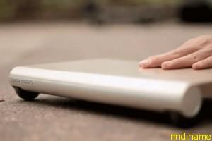 Японцы изобрели личный транспорт размером с планшет