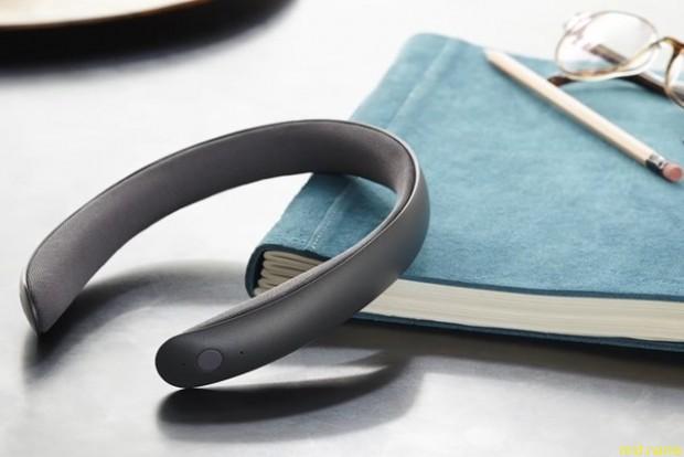 Гарнитура Batband позволит слушать внутренним ухом