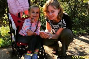 Первый в России выездной лагерь для детей с СМА