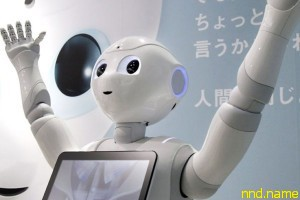 Японец избил «эмоционального» робота за неудачную шутку