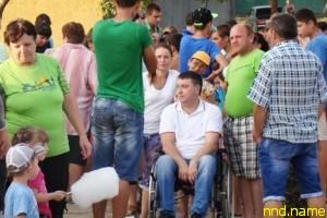 Колясочник Игорь Плехов выиграл мэрские выборы на Одесчине