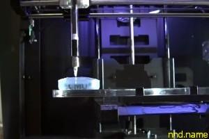 Сосуды и сердце на обычном 3D-принтере