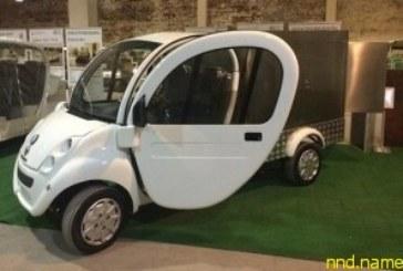 В Ижевске разработают электромобили для курортов Крыма