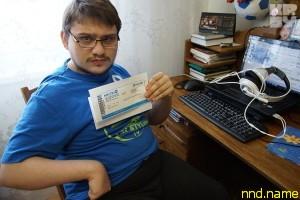 Ник Вуйчич в Минске - цена присутствия