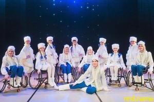 Череповецкие танцоры на колясках победители Inclusive Dance