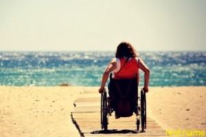 Как город Саки превращается в столицу инвалидов