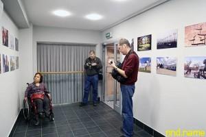 Российские инвалиды передёрнули затворами