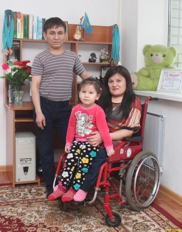 Сымбат Нигметова и Канат Муканов – необычная семейная пара