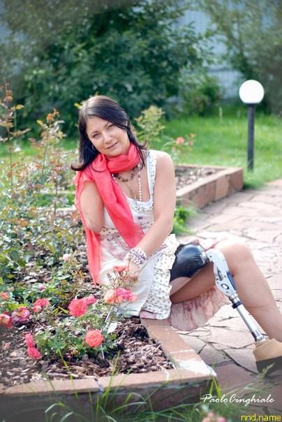 Елена Волохова помогает детям и взрослым с инвалидностью