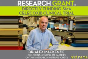Исследование препарата «Целесоксиб» в качестве терапии СМА