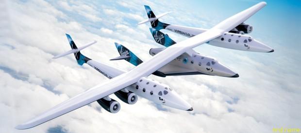 Стивен Хокинг собирается в космос на VSS Unity