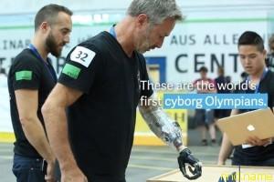 Первая Олимпиада для киборгов пройдёт в октябре в Швейцарии