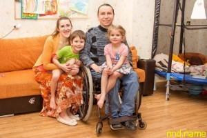 Героиня нашего времени - как жена подарила веру в будущее мужу-колясочнику