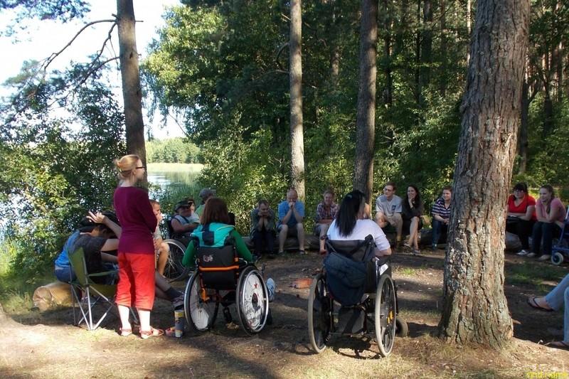 Летний интеграционный палаточный лагерь-семинар