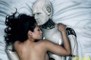 Интим с роботом как вершина эволюции - люди, человеки