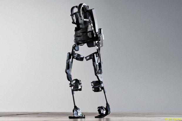 Первый в мире экзоскелет для детей с СМА