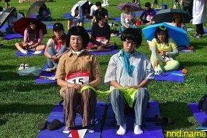 В Южной Корее прошли соревнования по ничегонеделанию