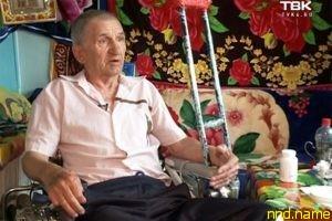 Владимир Журат разбивший кувалдой тротуар, объявил голодовку