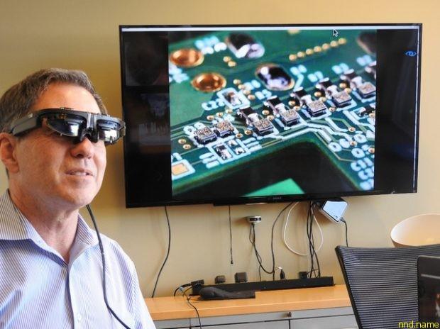 Eyefluence: управляйте компьютером при помощи глаз