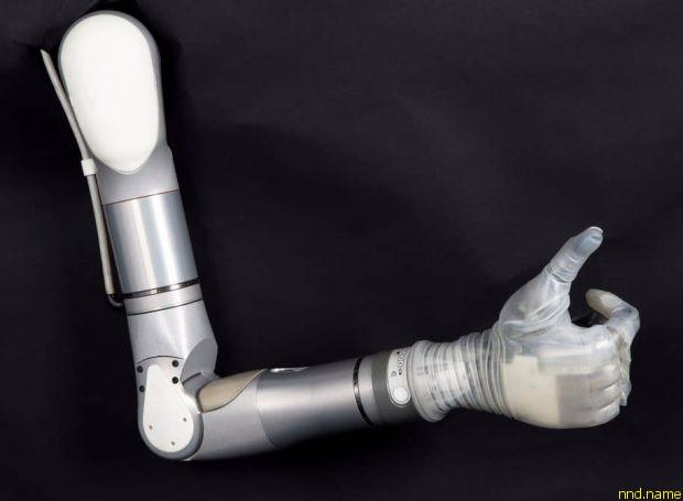 Бионический протез руки от DARPA выходит на рынок