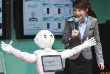 Робот Pepper принят в японскую среднюю школу