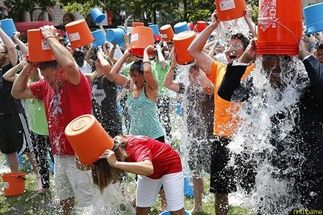 Ice Bucket Challenge помог собрать средства на изучение БАС