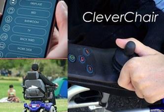 Первый в мире автопилот для инвалидных кресел