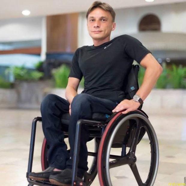 Алексей Налогин «В Москве сказали, что я неправильный инвалид»