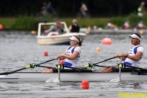 Юлия Черной - Израильская паралимпийка