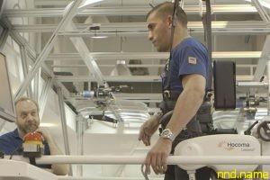 Виртуальная реальность и экзоскелет вернули чувствительность у парализованных