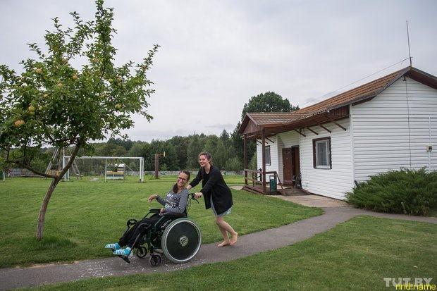 Не санаторий, а домик в деревне