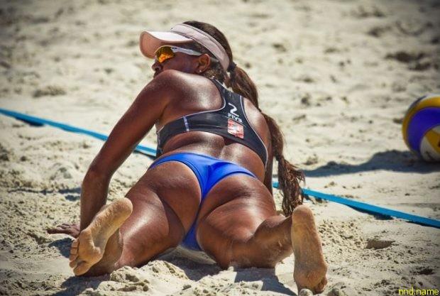 Исцеление - женский пляжный волейбол сотворил чудо!