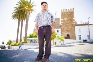 Португалец провел 43 года в коляске из-за неверного диагноза