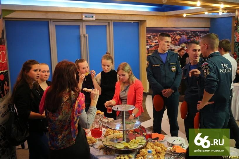 Революционные танцы от Госдепа в Екатеринбурге