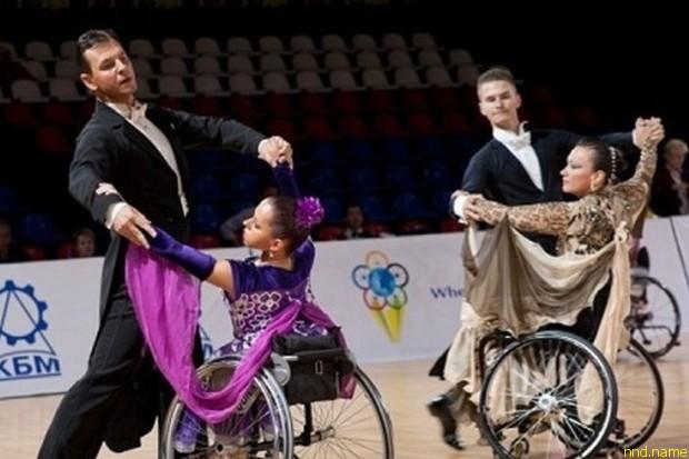 Запрет награждать россиян на Кубке мира по танцам на колясках