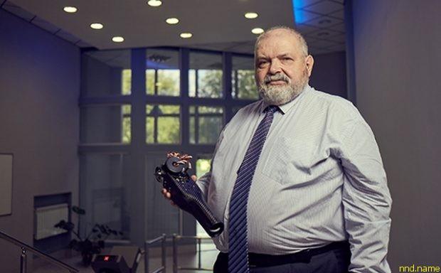 Главный конструктор ИНЭУМа Геннадий Знайко