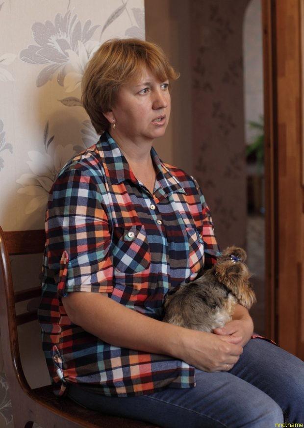 Валентина, мама Насти Фото: Иван Бессер, Имена