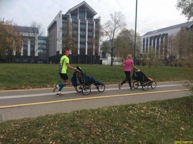 Велодорожка осенью наша. Велосипедисты закрыли сезон