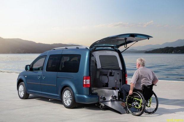 Volkswagen модель California Beach