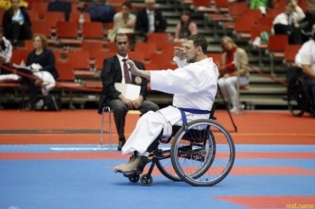Евгений Коробейников - бронза на чемпионате мира по пара-каратэ