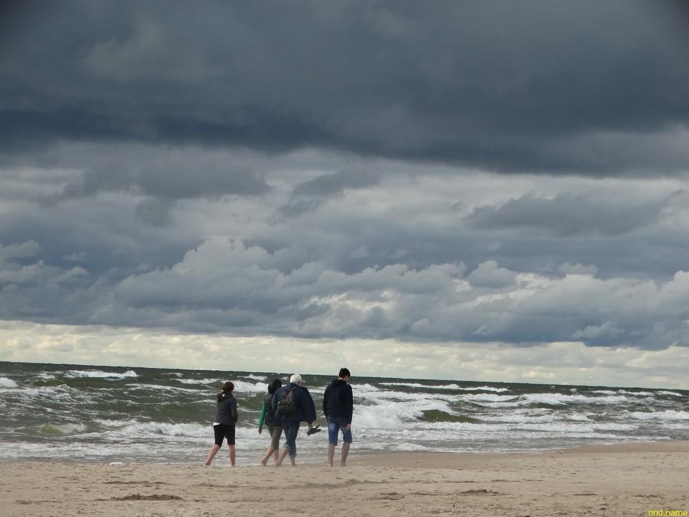 Монтишкес - Литва - Безбарьерный выход к морю