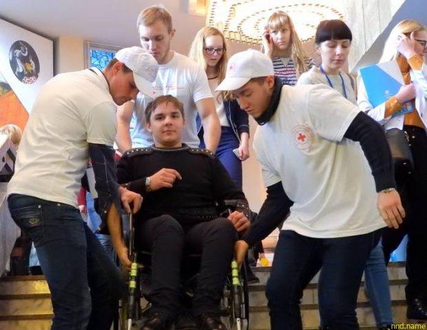 Мероприятий кампании - Инклюзивная Беларусь