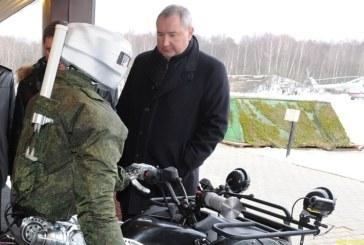 Роскосмос показал андроида-аватара «Фёдор»