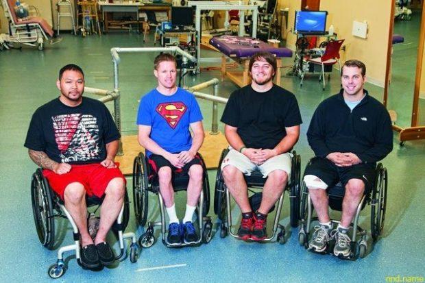 Надежда для инвалидов-спинальников